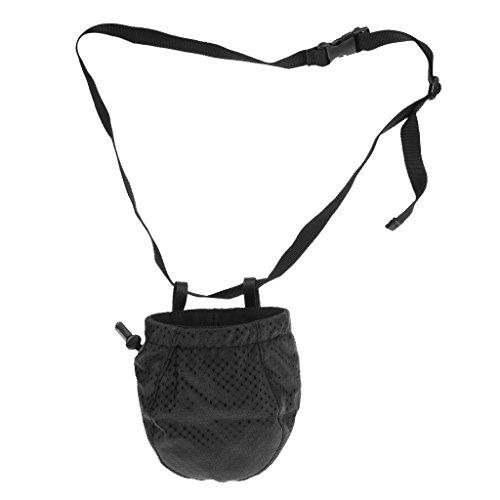 Kletterkreide-Pulverbeutel für Kinder, mit verstellbarem Hüftgurt und Kordelzugverschluss, für Klettern, Bouldern, Gymnastik, Gewichtheben, von Sharplace
