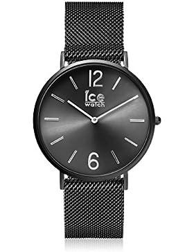 Ice-Watch Unisex-Armbanduhr CITY milanese Analog Quarz Edelstahl 012698