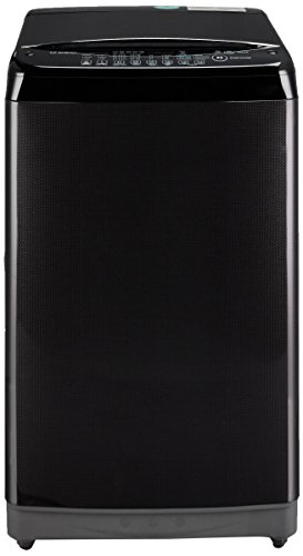 LG T8077TEELK Fully-automatic Top-loading Washing Machine (7 Kg, Black Knight)