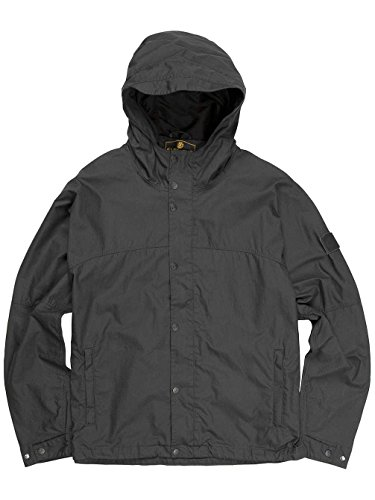 Element Herren Funktionsjacke Schwarz
