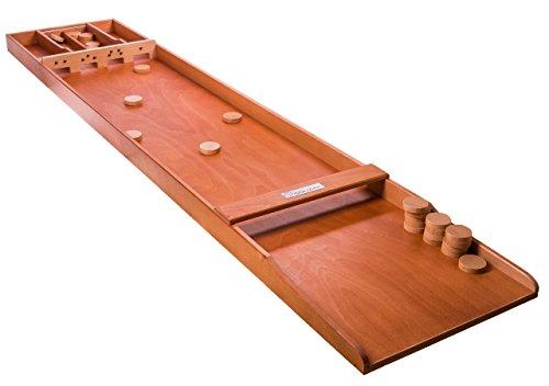 SQUARE ProElite - Sjoelbak - Dutch Shuffleboard - - Sjoelbak Shuffleboard