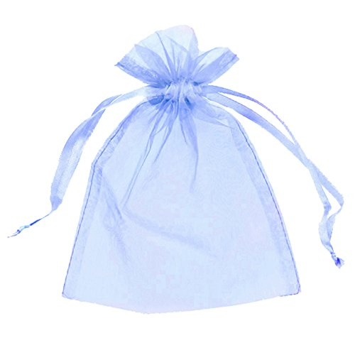 100-organza-bags-7cm-x-5cm-wedding-favour-bags-gifts-jewellery-favours-15-colours-available-light-bl