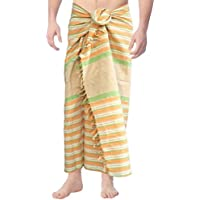 usura della spiaggia mens sarong pareo avvolgente bagno spiaggia vestito