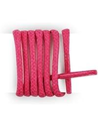 Meslacets - Lacets chaussures ville ronds et fins coton 45CM