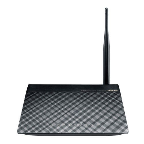 Asus DSL N12U C1 Wireless ADSL Modem Router (Black)