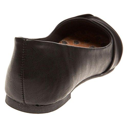 Rocket Dog Myrna Bromley Femme Chaussures Noir Noir
