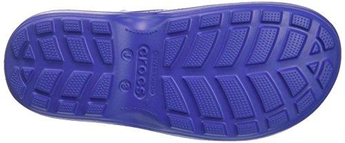 Crocs Handle It, Bottes de Pluie Mixte Enfant Bleu (Cerulean Blue)