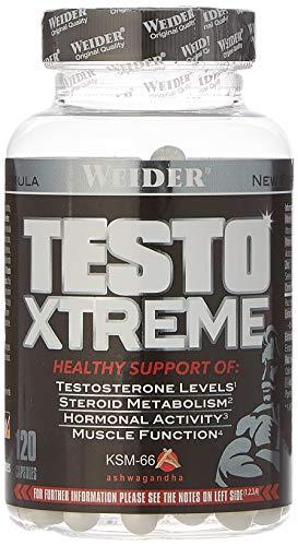 Joe Weider Victory Weider Testo Xtreme 120 Caps