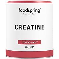 foodspring Creatine Pulver, 150g, reines Creatin Monohydrat für Muskelwachstum, Kraft und Ausdauer, Hergestellt... preisvergleich bei fajdalomcsillapitas.eu