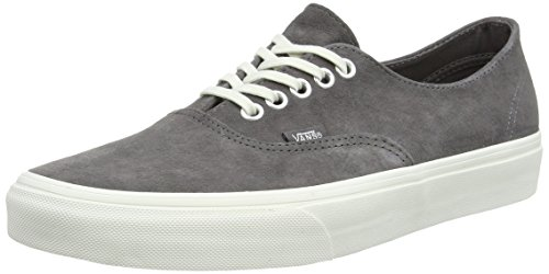 Vans Authentic Decon, Baskets Basses mixte adulte Gris (Scotchgard/Pewter/Blanc de Blanc)