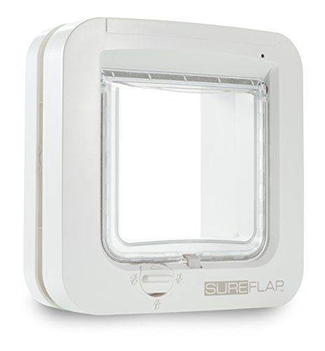 Sureflap Trixie Cat Flap with Microchip Identification