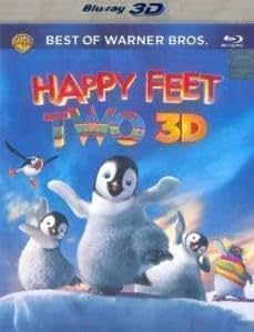 Happy Feet II (3D)