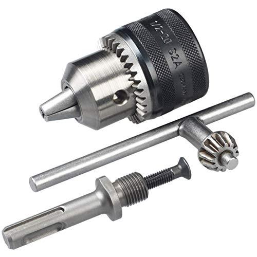 Bosch SDS-plus-Adapter (Mit Bohrfutter, für Bohrhämmer)