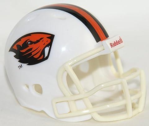 OREGON STATE BEAVERS Riddell Revolution POCKET PRO Mini Football Helmet by ON-FIELD