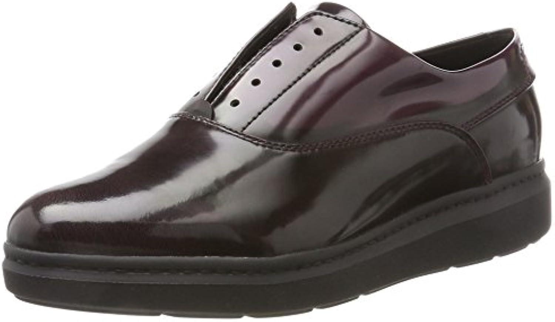 Geox Damen D Jerrica C Oxfords 2018 Letztes Modell  Mode Schuhe Billig Online-Verkauf