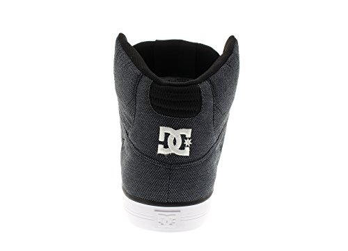 DC Sneaker - SPARTAN HIGH WC TX SE - black dark used Lining: Textile Outsole: Rubber Black Dark Used