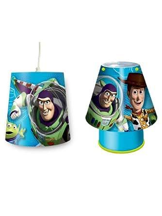 Toy Story Light Shade Amp Kool Lamp Lighting Set Amazon Co