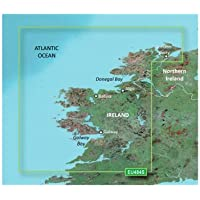 GARMIN VEU484S IRELAND NORTH WEST BLUECHART G2 VISION