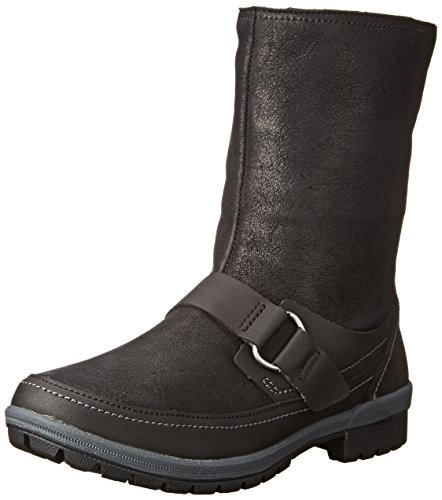Merrell Emery Buckle, Women's Zip Boots - Black (Black), 5 UK