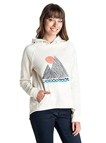 Roxy Winter Moonligh Sweat-shirt à capuche Femme Metro Heather FR