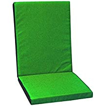 Jardín Prive cojín silla Colors–Top Verde 89x 40x 6cm 010041