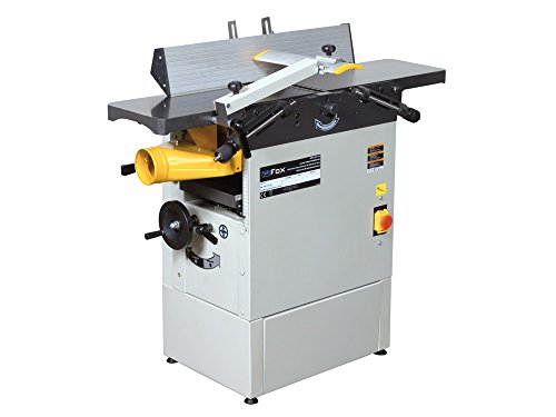 "Fox F22 568 Planer / Thicknesser - 10"" x 7"" (240 Volt Only)"