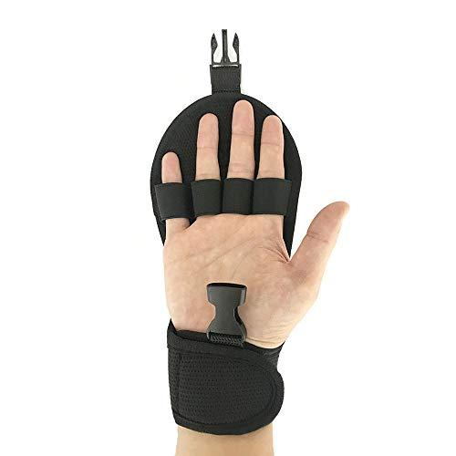 FINGER SPLINT Daumenschiene Daumen Bandage Orthese für Verstauchung Handgelenk handschiene karpaltunnelsyndrom schiene Schutzfunktion handbandage Schmerzlinderung und die Stabilität unterstützen