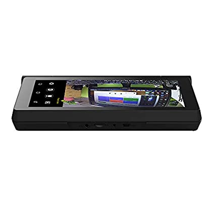 Kshzmoto-12V-3G-Auto-GPS-Navigation-Android-51-BT-ROM-16GB-RAM-1GB-volle-HD-1080P-Faltbare-Auto-DVR-Doppelobjektiv-Kamera-TS22