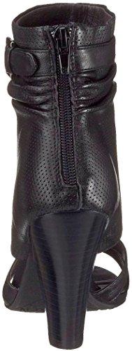 Belmondo Sandaletten 223650/M schwarz Leder Noir