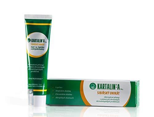 Kartalin - crema protettiva e preventiva per la pelle, (psoriasi, eczema), 100 ml