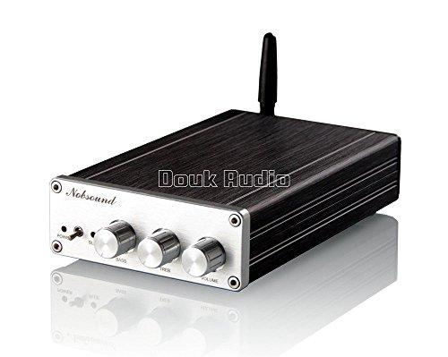 Nobsound Bluetooth 4.0 TAS5613 150W+75W×2 High Power Class D Digital Amplifier 2.1 Channel Subwoofer Hi-Fi Power Audio Amp Verstärker