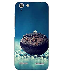 PrintDhaba COFFEE D-6472 Back Case Cover for LENOVO VIBE K5 (Multi-Coloured)