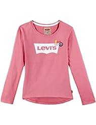 Levi's Ls Tee Cher, Camiseta para Niños