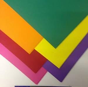 SBS Consumables Lot de 60 formats papier A4 Multicolore 160g/m²
