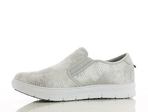 Gris de Selina Croco travai Oxypas Chaussures ESD Motifs à SRC P5xzvq6q