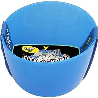 Axus Décor AXU/FB110 Flex-e-Bowl, Blue, 110mm