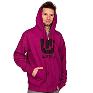 Herren Kapuzenjacke Burton Logo Vertical Full Zip Hoodie