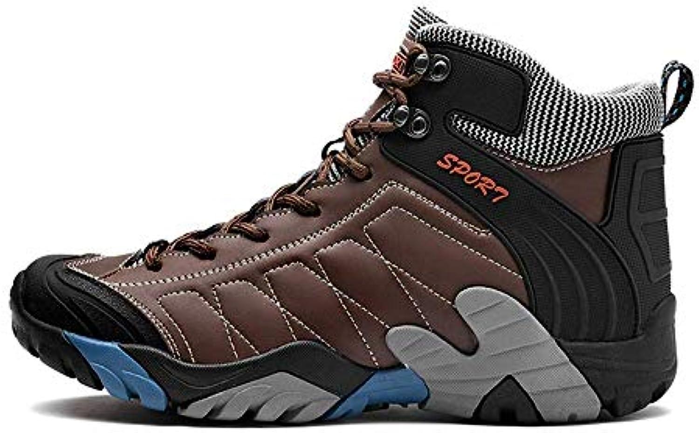 ZX Scarpe da Trekking Invernali Scarpe da Trekking da Uomo Caldo Scarpe da Corsa Scarpe Sportive Scarpe da Corsa...   Per tua scelta    Uomini/Donne Scarpa