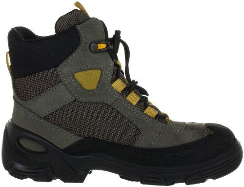 Ecco SNOWBOARDER 721062, Chaussures montantes garçon Noir (Noir-TR-H5-197)
