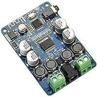 AIYIMA TDA7492P - Amplificador de Audio con Bluetooth (25WX25W, Altavoces modificados, Mini amplificadores de Música, Doble Canal AMP)