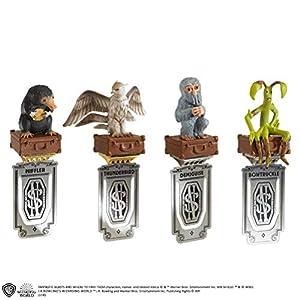 The Noble Collection Set de marcadores de coleccionista de Animales fantásticos