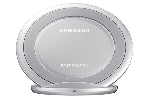 Samsung EP-NG930BSEGWW Induktive Ladestation mit Schnellladefunktion Silber