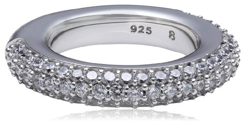 Esprit Damen-Ring peribess glam Gr.58 ELRG91505A180