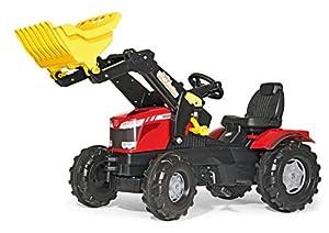 rolly toys rollyFarmtrac MF 7726 - Juguetes de Montar