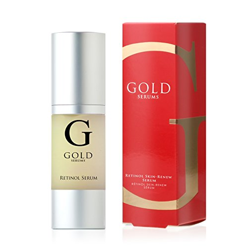 Gold Serums Retinol Skin Renew Serum