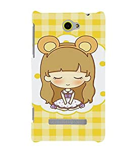 EPICCASE Thank the Lord Mobile Back Case Cover For HTC One Max (Designer Case)
