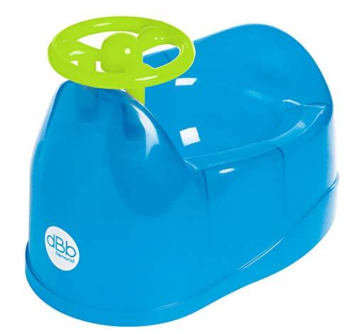 Vasetto Neonato Con Volante - Blu