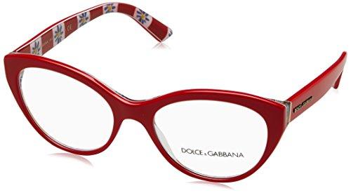 Dolce e Gabbana DG3246 C53 3129 Brillengestelle