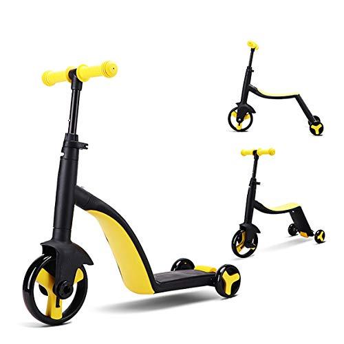 Producto del bebé Multi-función de la Vespa de tres-en-uno triciclo del bebé de diapositivas Equilibrio...