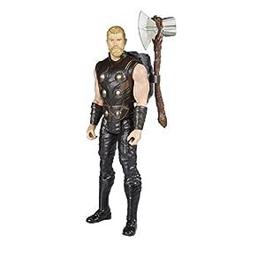 Hasbro E0616 Toy Figure Figura de acción de Juguete Adultos y niños - FiFiguras de acción y colleccionables (Figura de acción de Juguete,, Comics, Adultos y niños, Marvel Avengers, Thor)